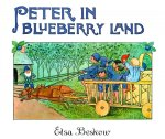 Peter in Blueberry Land, Elsa Beskow