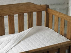 Coyuchi Organic Cotton Quilted Mattress Pad