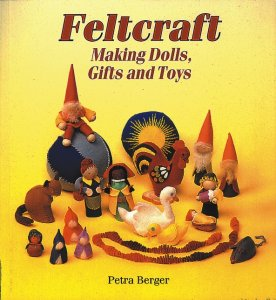 Feltcraft, by Petra Berger