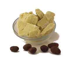 Organic Fair Trade Raw Shea Butter, One Pound